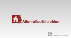 AtlantaRealEstateMan 250x136 Logo Design