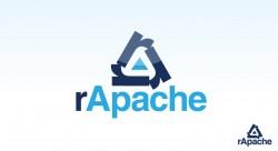 rApache 250x136 Logo Design